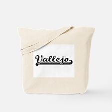 Vallejo California Classic Retro Design Tote Bag