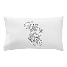 BUTTERFLY BATIK Pillow Case