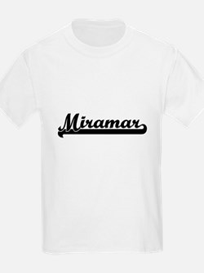 Miramar Florida Classic Retro Design T-Shirt