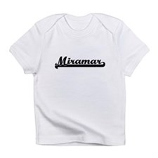 Miramar Florida Classic Retro Desig Infant T-Shirt