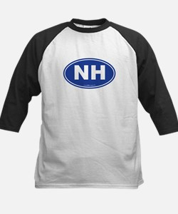 New Hampshire NH Euro Oval Tee