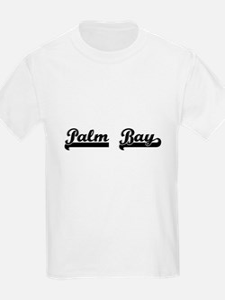 Palm Bay Florida Classic Retro Design T-Shirt