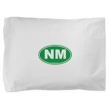 New Mexico NM Euro Oval Pillow Sham