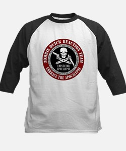 Zombie Quick Reaction Team Baseball Jersey