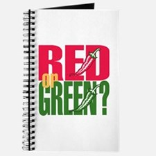 Red or Green? Journal
