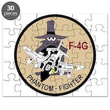 f-4g phantom fighter Puzzle
