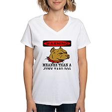 Meaner Than Junk Yard Dog Shirt