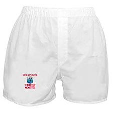 Timothy Monster Boxer Shorts