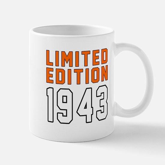 Limited Edition 1943 Mug