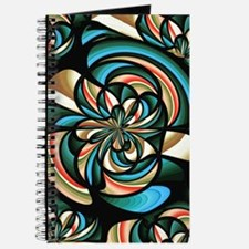 Almost floral abstract Journal