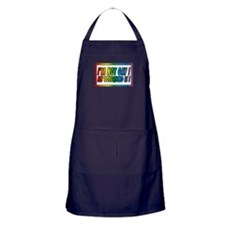 I'm not gay my boyfriend is Apron (dark)