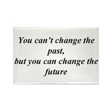 Cute The past Rectangle Magnet (10 pack)