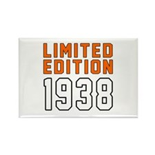 Limited Edition 1938 Rectangle Magnet