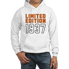 Limited Edition 1937 Hoodie