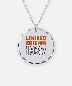 Limited Edition 1937 Necklace