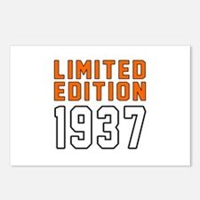 Limited Edition 1937 Postcards (Package of 8)