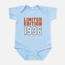 Limited Edition 1936 Infant Bodysuit