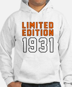 Limited Edition 1931 Hoodie