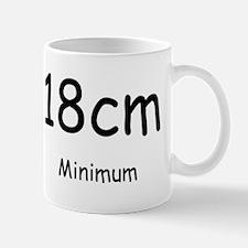 18cm Minimum Mug
