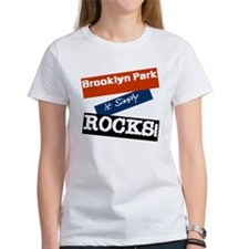 Brooklyn Park Rocks Tee