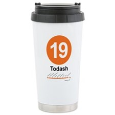 Subway 19 Todash Travel Mug