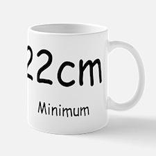 22cm Minimum Mug