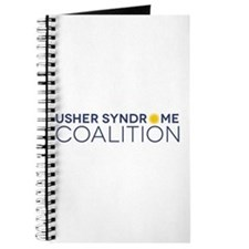 Usher Syndrome Coalition Logo Journal