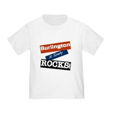Burlington Rocks T
