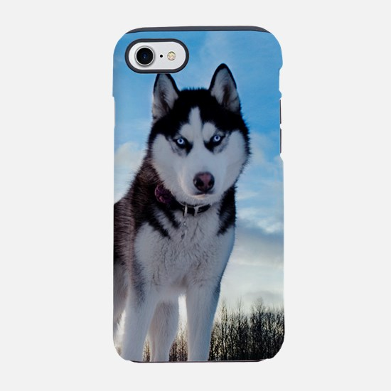 Husky Dog Outdoor iPhone 8/7 Tough Case