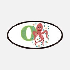 O Is For Octopus Patch