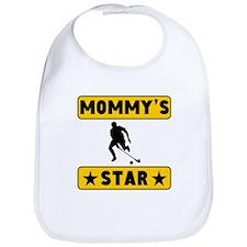 Mommys Field Hockey Star Bib