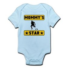 Mommys Field Hockey Star Body Suit