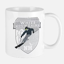 Ski White Mountains Mug
