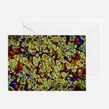 Neurons Greeting Card