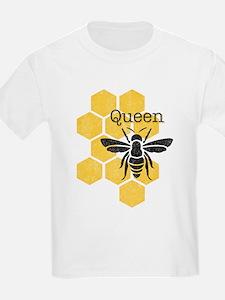 Honeycomb Queen Bee T-Shirt