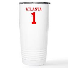 ATLANTA #1 Travel Coffee Mug