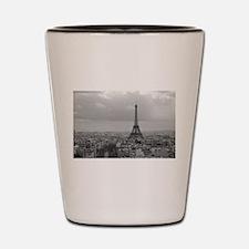 Unique Paris Shot Glass