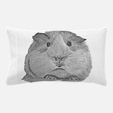Guinea Pig by Karla Hetzler Pillow Case