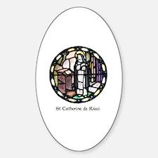 St Catherine de Ricci Decal
