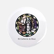 St Catherine de Ricci Button
