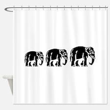 Chang Chang Chang ~ Asian Elephants Crossing Showe
