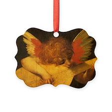 Musician Angel by Fiorentino Ornament