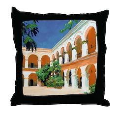 Casa Grande Throw Pillow