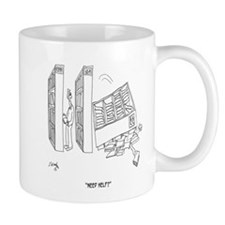 Self Help Cartoon 9299 Mug