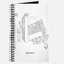 Self Help Cartoon 9299 Journal