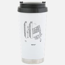 Self Help Cartoon 9299 Travel Mug