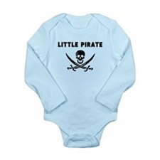 Little Pirate Body Suit