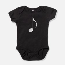Eighth Note Baby Bodysuit