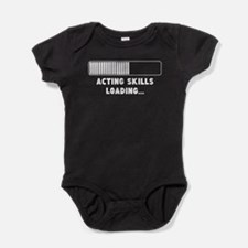 Acting Skills Loading Baby Bodysuit