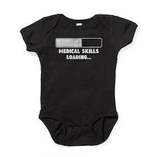 Medical Skills Loading Baby Bodysuit